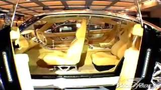 Spyker Peking Paris Concept Videos