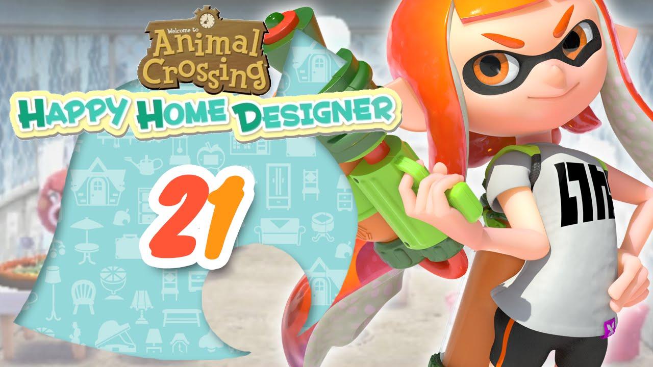 Let 39 s play animal crossing happy home designer fr jour - Animal crossing happy home designer cheats ...