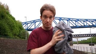 Whatever Happened to Tom's Hoodie?: Tom Scott at Thinking Digital 2013