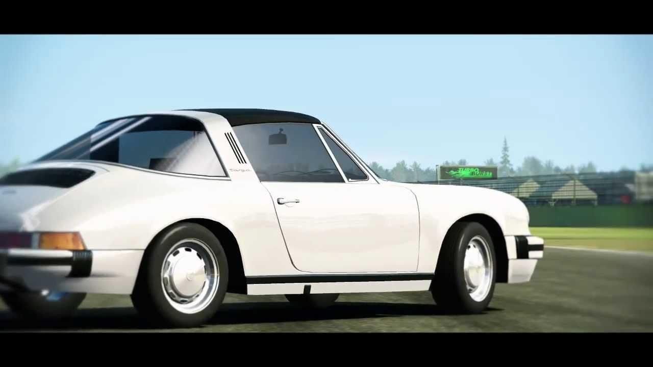 Real Racing 3 Porsche Update History Of The 911 Targa