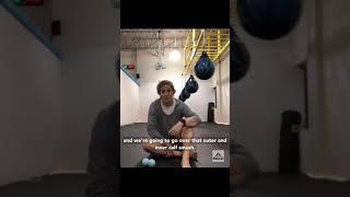 Shin Splint/Tight Calves Muscle Tightness Mobilization