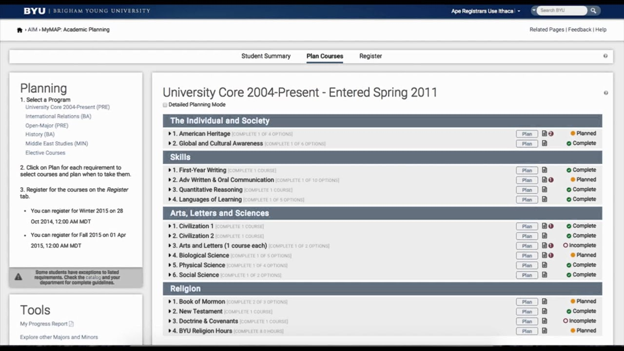 Byu My Map BYU MyMap   Overview Informational Video   YouTube Byu My Map