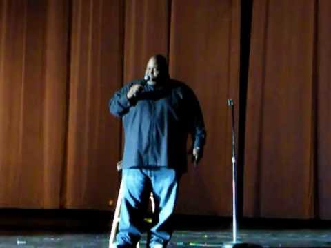 Lavell Crawford at JSU Homecoming Comedy  2011