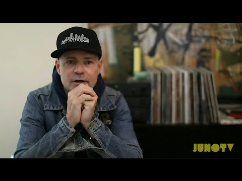 Gord Downie Wins Songwriter of the Year at The 2017 JUNO Awards