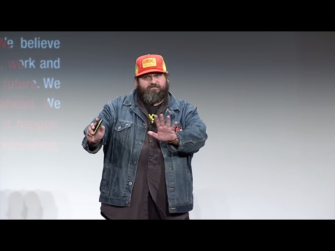 """That Underdog Spirit"" - Tall Tales from a Large Man 
