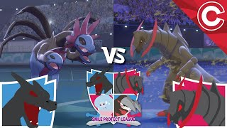 It's a little overdue but the first battle of the SPL draft series is here! My team, the Cherrygrove Charizards, face off against the Hammerlocke Haxorus! I hope you ...