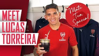 Meet Lucas Torreira | Yerba Mate Tea Special