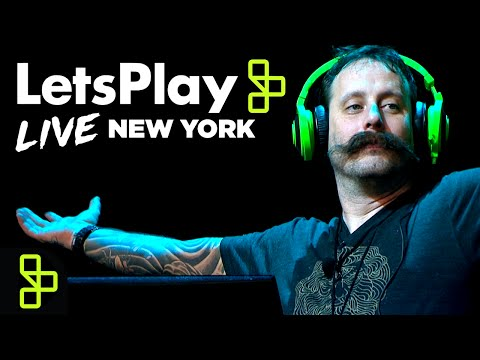 Lets Play Live New York!