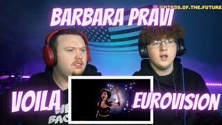 Download Barbara Pravi - Voilà - LIVE - France 🇫🇷 - Grand Final - Eurovision 2021 | Reaction!!