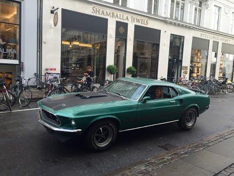 '69 Mustang Mach 1 in Copenhagen - Feat. Designer Mads Kornerup - Shamballa Jewelry