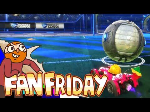 Fan Friday!!! - Rocket League