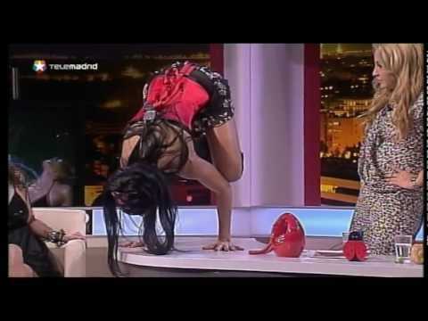 THAI celebrity - Two Yupa ทู ยุพา Charlie´s Angels TV show