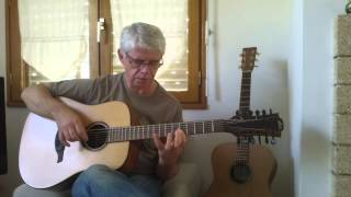 12 String Guitar - The Persuaders Theme ( Amicalement Votre )