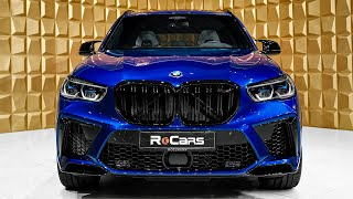 BMW X5 M Competition (2020) - V8 TwinTurbo Beast in Detail