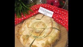 Слоеный хлеб с ореховой травой: рецепт от Foodman.club