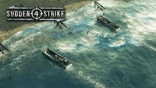 Sudden Strike 4 - Release Trailer (RUS)