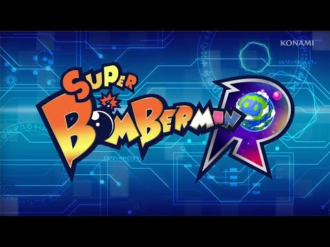 Super Bomberman R - PS4, Xbox One and PC announcement trailer [ESRB]