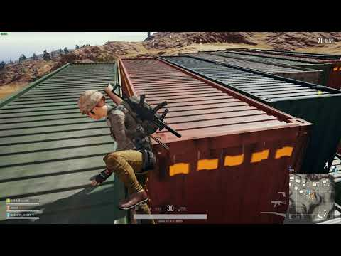 PLAYERUNKNOWN'S BATTLEGROUNDS | me winding oey up with oey and ghost