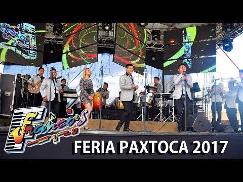 Los Francos, Paxtoca 2017 HD: Concierto de Los Francos en la feria de Paxtoca 2017 Derechos Reservados: Sociedad de Tejedores y Comerciantes, Paxtoca Totonicapan Grabacion y Edicion:Producciones Korona Tel. (502) 53478644 PAGINA OFICIAL: https://www.produccioneskorona.com FACEBOOK: https://www.facebook.com/produccioneskorona YOUTUBE: https://www.youtube.com/produccioneskorona