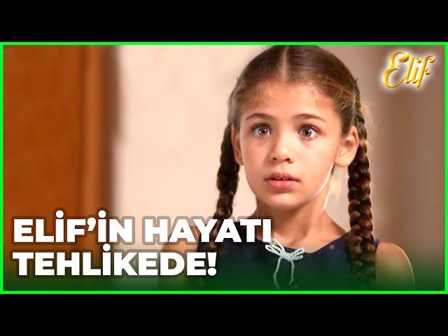 Elif'in Korku Dolu Anları! 😱 - Elif Dizisi