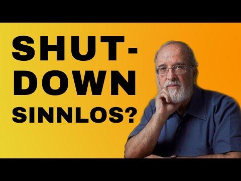 Covid-19 wird bald verschwunden sein! - Isaac Ben Israel über die Sinnlosigkeit des Shutdowns