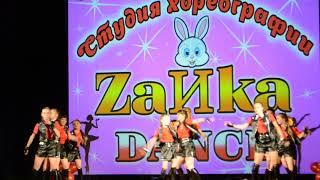 """""""ZaЙka Dance"""" Байкеры - старшая группа 10-15 лет"""