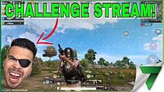 #1 SQUAD THE CHALLENGE STREAM NEW FORMAT!! | PUBG MOBILE