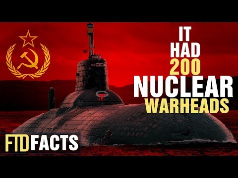 The World's Deadliest Weapons (The Russian AKULA CLASS Submarine)
