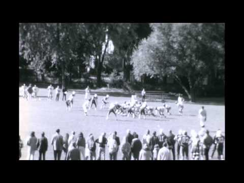 1972 - Football: NSCDS vs. Glenwood Academy