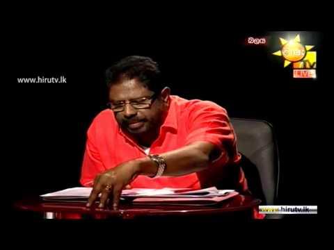 Hiru TV - Balaya - Political Discussion - 2015-01-01