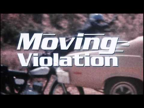 Moving Violation - Trailer