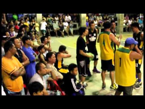 Cong. Manny Pacquiao Southern Leyte Basketball Cup Game 2 Part 1