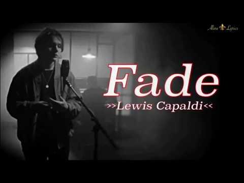 Lewis Capaldi  Fade Lyric + Legenda PTBR