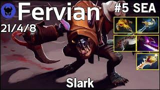 Fervian [TPB] plays Slark!!! Dota 2 7.20