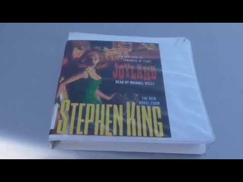 Joyland by Stephen King Audiobook review
