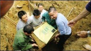 Chuẩn bị xây nhà, 2 cha con đào được con lợn bằng đồng, các chuyên gia nói: 'Đó là bảo vật quốc gia'