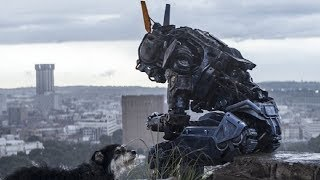 ചപ്പി ദ റോബോട്ട്   മരണമില്ലാത്ത കാലം വരുന്നു   Chappie Movie Review & Film Summary