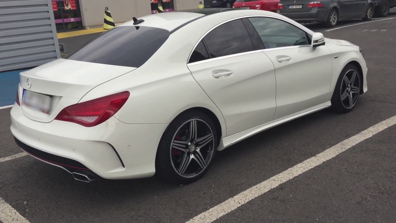 my mercedes benz cla 250 4matic amg sport walkaround youtube. Black Bedroom Furniture Sets. Home Design Ideas