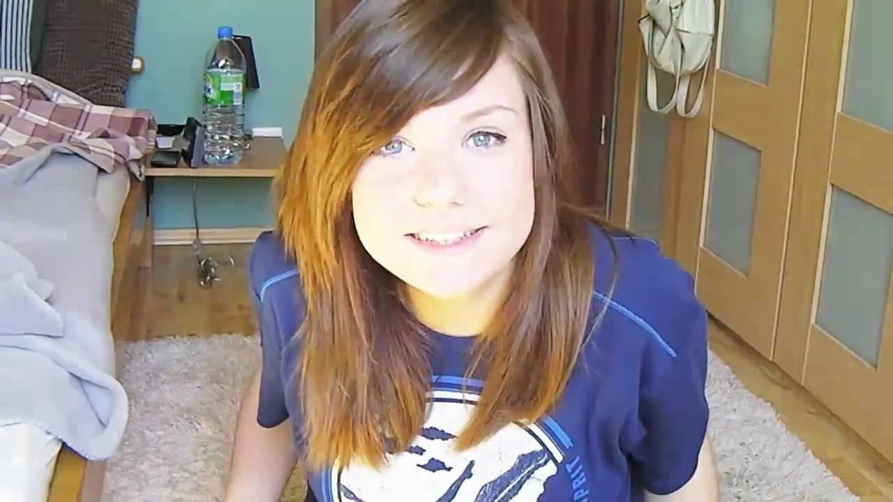 Haare kelly missesvlog blaue Kelly MissesVlog
