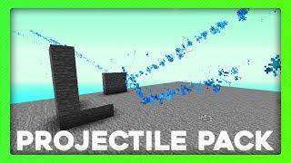 Eigene Schusswaffen erstellen mit dem Projectile Pack! | Halbzwilling