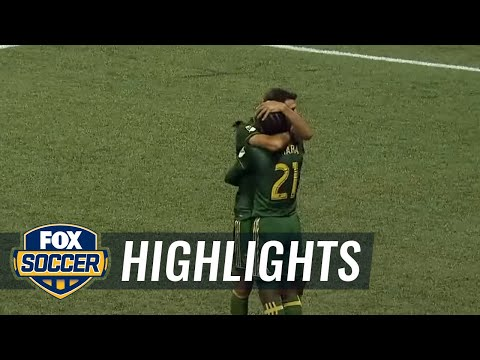Portland Timbers vs. New York Red Bulls | 2017 MLS Highlights
