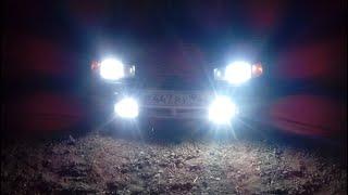 LED лампы в ближний свет фар
