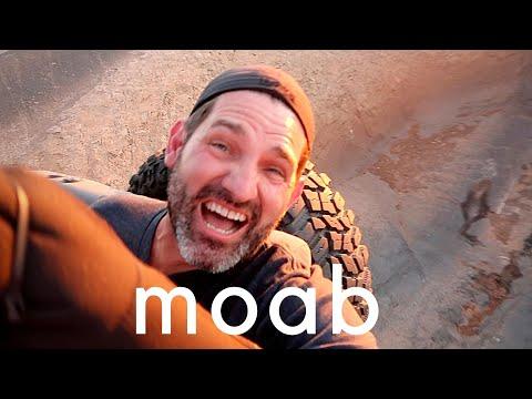 MOAB: Survived Moab's Hell's Revenge!