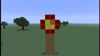 Уроки Механизмов в Minecraft (От Mr.Dimax) Тайная Комната №1