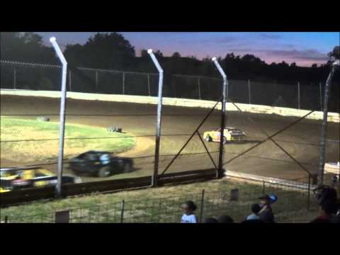 Doe Run Raceway Mini Stock Heat 7-31-15