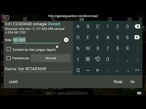 Cheat Higgs Domino Pakek Game Guardian Auto Superwin Youtube