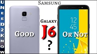 Samsung Galaxy J6 2018 | Review In Pakistan | Urdu/Hindi | UNeeD 2 Know