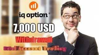 IQ Option Hindi 7,000 USD withdrawal | Trading Tips