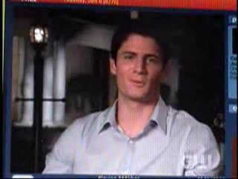OTH - Season 5 The Cw Connect: James Lafferty