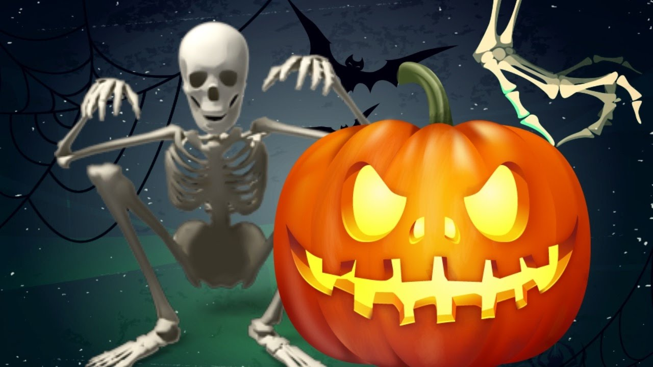 scary funny halloween stories compilation for kids short cartoon